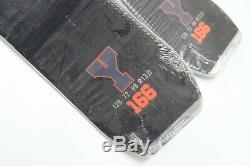 Stockli Y72 All mountain Ski New in wrapper flat size 166 CM