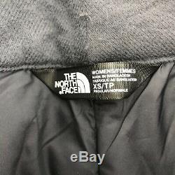 The North Face Womens Freedom Insulated All Mountain Gray Ski Pants Sz XS
