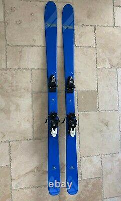 Used 1 day! 165 Cm DPS Alchemist A82 skis with 2020 Tyrolia Defiance bindings