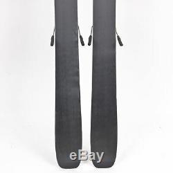 Used 170 K2 Pinnacle 95 All Mountain Skis with Tyrolia MBS 11 Bindings