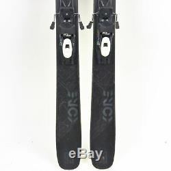 Used 180 Head Kore All Mountain Skis with Tyrolia SP 13 Bindings