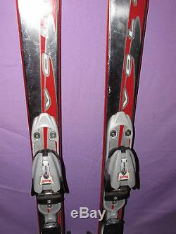 VOLANT USA Vertex 68 all mountain skis 160cm with Marker m900 ski bindings SNOW