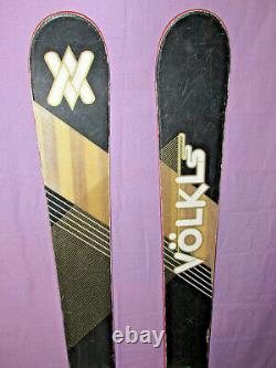 VOLKL Gotama Jr kid's all mountain Rocker skis 158cm with Marker FREE 10 bindings