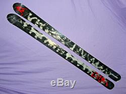 VOLKL Mantra 170cm All-Mountain Full-Camber Alpine Downhill SKIS no bindings