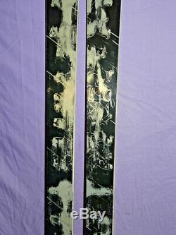 VOLKL Mantra 191cm All-Mountain Full-Camber Alpine Downhill SKIS no bindings