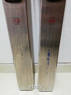 Volant Stainless Steel 188 cm Ski + Marker 12 Bindings Winter Sports Downhill