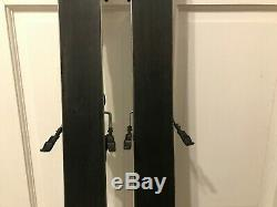 Volkl AC30 UNLIMITED 170cm All Mountain/Carving Skis 118/76/104 Marker Bindings