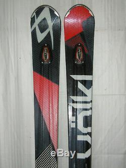 Völkl Code Uvo Top Ski Rocker Allmountain Carver 161 CM + Bdg