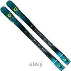 Völkl Deacon 84 Ski + Marker Lowride XL 13 Bindung Skiset All Mountain Piste NEU