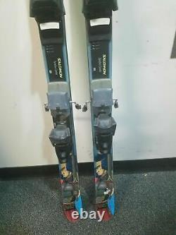 Volkl Dragon Slayer Skis With Bindings Salomon Size 160 Cm