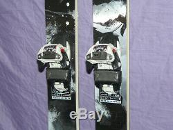 Volkl KENDO All-Mountain Skis 163cm Camber with Marker Squire Bindings THINK SNOW