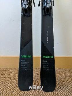 Volkl Kanjo 182cm All Mountain Skis