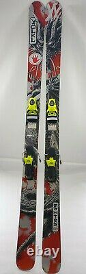 Volkl Mantra Skis 184cm with Rossignol Axial2 Bindings