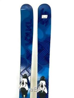 Volkl One Blue 176 cm All-Mountain/Powder Alpine Skis With Bindings
