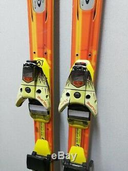 Volkl P30 RC Racing 178 cm Ski + Salomon 14 Bindings Winetr Sports Downhill Fun