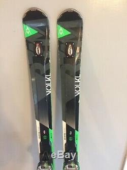 Volkl RTM 84 172 cm All Mountain Skis 2017