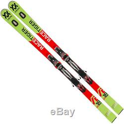 Völkl Racetiger GS Ski + vMotion2 12 GW Bindung Unisex All Mountain Rocker Set